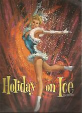 Programme Holiday On Ice 1968 Full Of Images