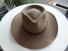 AKUBRA Cowboy Hat Snowy River Australian outback Crocodile Dundee Australia New