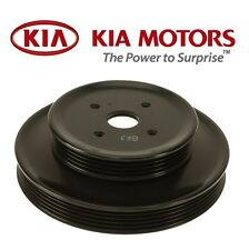 Genuine Accessory Belt Idler Pulley Fits Kia Sorento 2003-2006