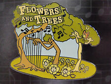 Disney Magical Musical Moments Trading Pin #37 Flowers And Trees Silly Symphony