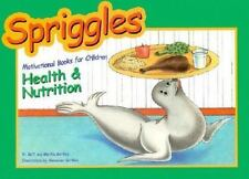 Spriggles Motivational Books for Children: Health & Nutrition-ExLibrary