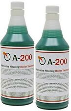 A200 Boiler Water Treatment Chemical for Outdoor & indoor wood Furnace (2 qty)