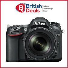 Nikon D7100 24.1 MP DSLR Camera + 18-105mm VR Lens + 3 Year Warranty IN UK