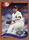 2002 TOPPS #50 MARIANO RIVERA NEW YORK YANKEES BASEBALL CARD
