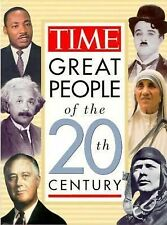 Time - Great People Of The 20th Century
