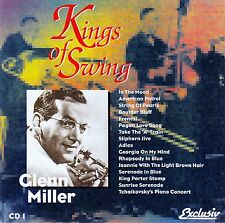 KINGS OF SWING 1 : GLENN MILLER / CD - NEUWERTIG