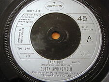 "DUSTY SPRINGFIELD - BABY BLUE  7"" VINYL"
