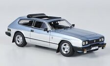 NEO SCALE MODELS - 43471 RELIANT SCIMITAR SE6 BLUE OVER SILVER 1:43 SCALE.