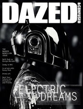DAZED & CONFUSED,Daft Punk,Hedi Slimane,Zomby,Pussy Riot,Anonymous,Nasir Mazhar
