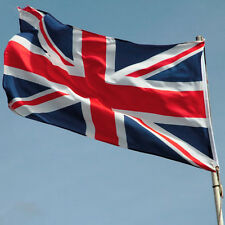 Great Britain United Kingdom Union Jack Flag UK England British Banner 5x3FT New