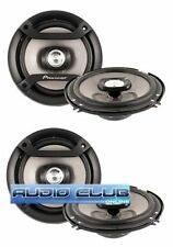 "(4) PIONEER TS-F1634R +2YR WRNTY 6.5"" 200W CAR FULL RANGE AUDIO STEREO SPEAKERS"