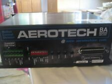 Motion Control  Aerotech BA Servo Amplifier BA20   pn#- BA20-40    Amp