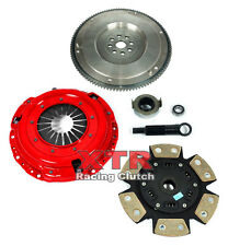 XTR STAGE 3 CERAMIC RACE CLUTCH KIT+ HD FLYWHEEL for 1994-2001 ACURA INTEGRA B18