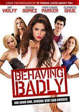 Behaving Badly [DVD, 2014][Nat Wolff, Selena Gomez][Region1]
