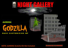 Godzilla Aurora Base Customizing Model Kit 041PP06