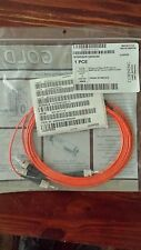 Corning ST to ST OM1 62.5 Multi-Mode Duplex Fiber Patch Cable, 3 Meters