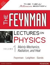 4DAYS DELIVERY-The Feynman Lectures on Physics,Int'l ed (3 Volumes Set)-Leighton