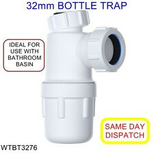 32mm EASI-FLO Bottle Trap with 75mm Seal WTBT3276 *CHEAPEST ON EBAY* *BRAND NEW*