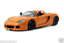 Jada 2005 Porsche Carrera GT Bigtime Kustoms 1:24 (Orange)