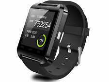 Universal Bluetooth Smart Watch Handsfree Call Phone Sports Pedometer Stopwatch