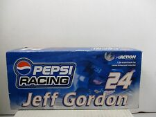 1/24 SCALE ACTION #24 JEFF GORDON PEPSI RACING LIMITED EDITION 1 OF 2264