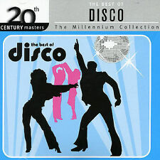 20th Century Masters: Best of Disco 2002 by Millennium Collection-20th Century M