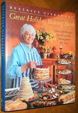 Great Holiday Baking Book by Beatrice A. Ojakangas (1994, Hardcover)