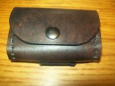 Ammo Pouch 460 S&W OWB Handcrafted Leather