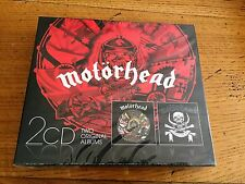 MOTORHEAD 1916 / March or die - 2CD