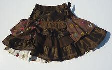 JOTTUM Gr. 116 Rembrandt-Serie Volantrock ROCK Skirt der ALLERSCHÖNSTE Luxus