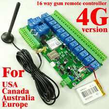 16 channel 4G version GSM-AIR gsm remote controller relay switch control box