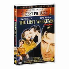 The Lost Weekend (1945) DVD - Billy Wilder, Ray Milland