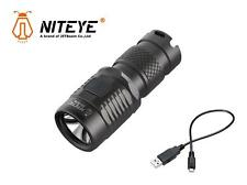New Jetbeam Niteye EC-R16 Cree XP-L 750 Lumens USB Charge LED Flashlight