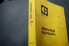 CAT Caterpillar D346 Diesel Engine Repair Shop Service Manual overhaul book boat