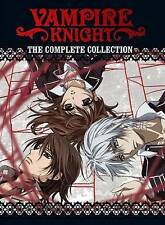 Vampire Knight: The Complete Series (DVD, 2014, 4-Disc Set)