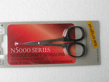 """KAI 4"""" CURVED POINT EMBROIDERY/NEEDLE CRAFT & QUILTER SCISSORS N5100C"""