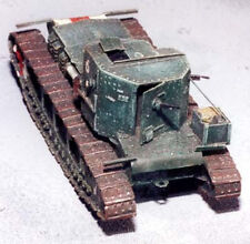 Milicast WWI-3 1/76 Resin WWI British Whippet Tank
