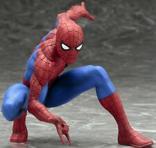 KotoBukiya The Amazing Spider-Man Artfx+ Statue Action Figure NEW IN STOCK USA