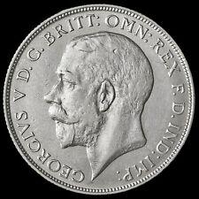 1924 George V Silver Florin – Scarce – Near EF