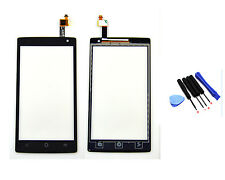 Black Touch Screen Digitizer Glass Replacement Parts For Acer Liquid Z150 Z5 TS