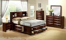 Ultimate Storage Bed Captains Headboard Queen Storage Bed