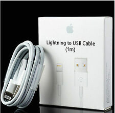OEM Original lightning USB Charger Cable for Apple iPhone 7 6S 6+ 5 + plus 5s