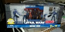 Hasbro Star Wars The Clone Wars 4 Figure Pack Bounty Hunters Target Exclusive