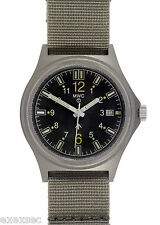 Brand New MWC Self Luminous G10 Military Watch with Tritium Tubes