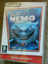 Finding Nemo  -  Disney PIXAR     PC / MAC  CD-ROM  NEW FACTORY SEALED