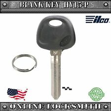 New Uncut Replacement Key For Hyundai & Kia Vehicle - Blade HY15-P
