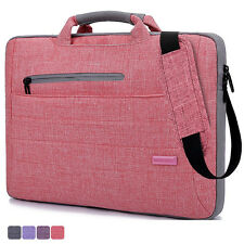 "14"" 15.6"" 17"" Notebook PC Messenger Sleeve Laptop Shoulder Case Bag For Asus HP"