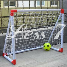 Precision Mini Football Soccer Goal Post Nets 1.8X1.2 For Sports Training