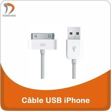 iPhone 3GS 3G iPod Câble USB 2.0 Data Cable iPhone 3GS 3G