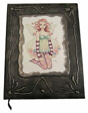NEW Jessica Galbreth Darling Tilly Fairy Blank Journal Diary Notebook
